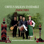 Orfeus Balkan Ensemble (CD)