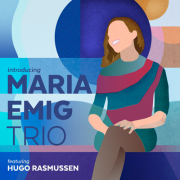 Maria Emig Trio feat. Hugo Rasmussen (CD)