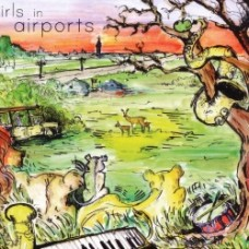 Girls In Airports (CD)