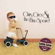 Chris Grey & The BlueSpand (CD)