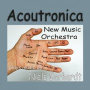 New Music Orchestra (CD)