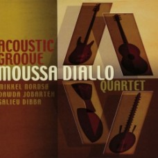 Moussa Diallo Quartet (CD)