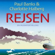 Paul Banks & Charlotte Halberg (CD)