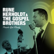 Rune Herholdt & The Gospel Brothers (CD)
