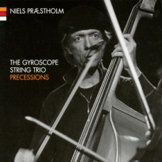 Niels Præstholm –  The Gyroscope String Trio (CD)