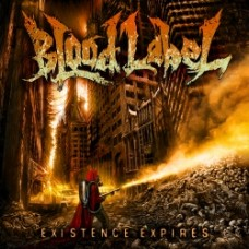 Blood Label (CD)