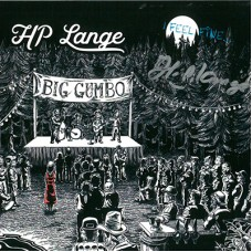 HP Lange Big Gumbo (CD) signeret eksemplar