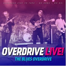 The Blues Overdrive (CD)