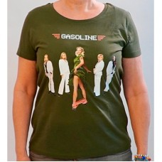 Gasoline T-Shirt - Girlie