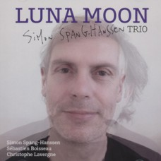 Simon Spang-Hanssen Trio (CD)