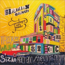 Walbum/Maintz Brazilian Quintet (CD)